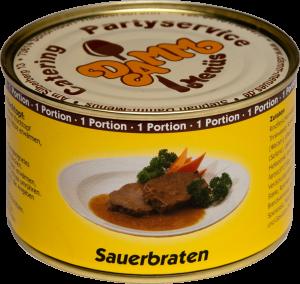 Dose-Sauerbraten