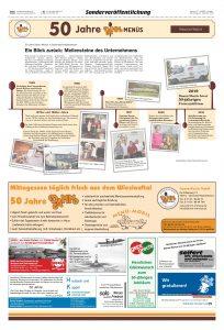 Sonderveröffentlichung im Wochenblatt