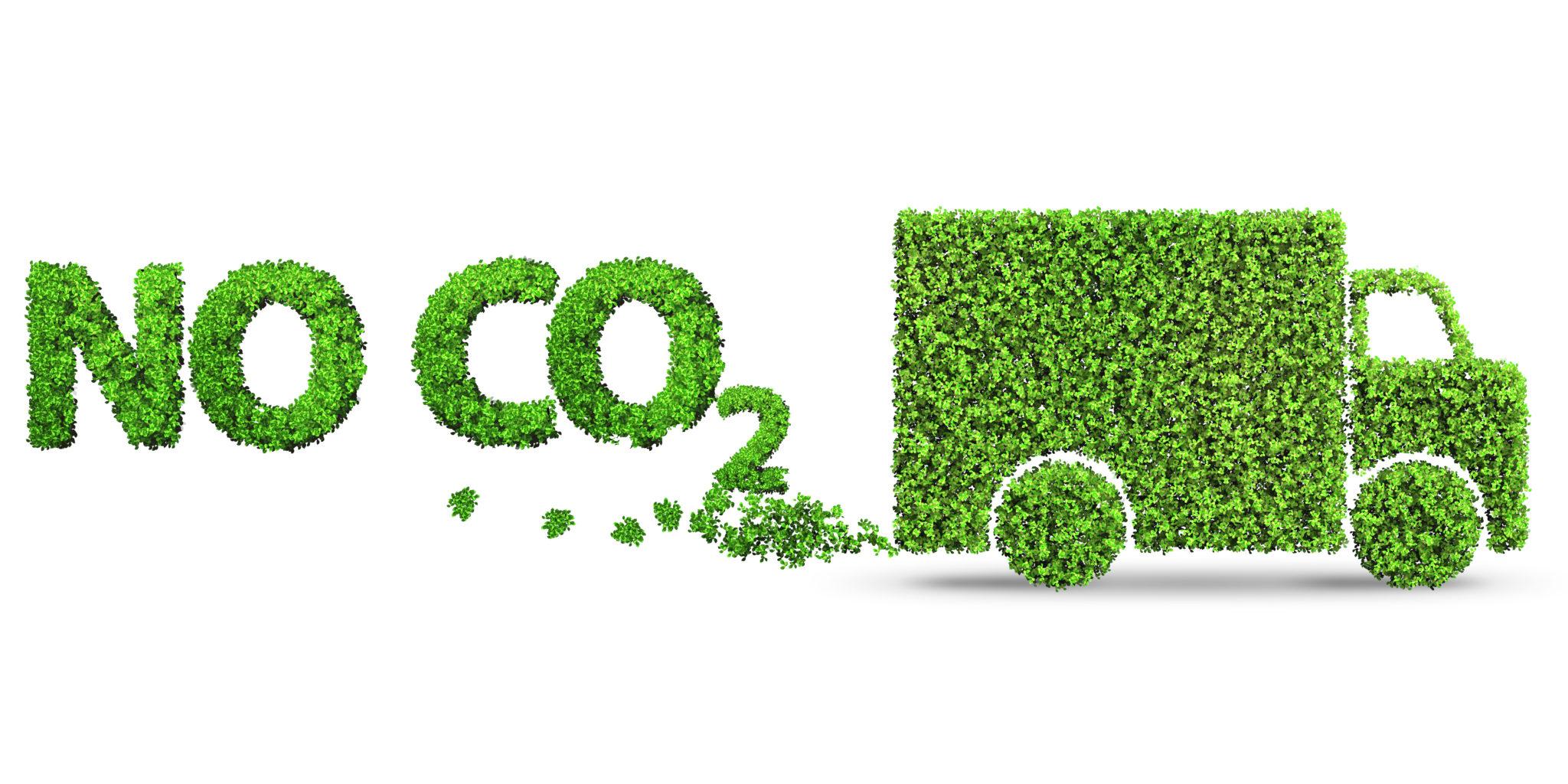 CO2 Einsparung